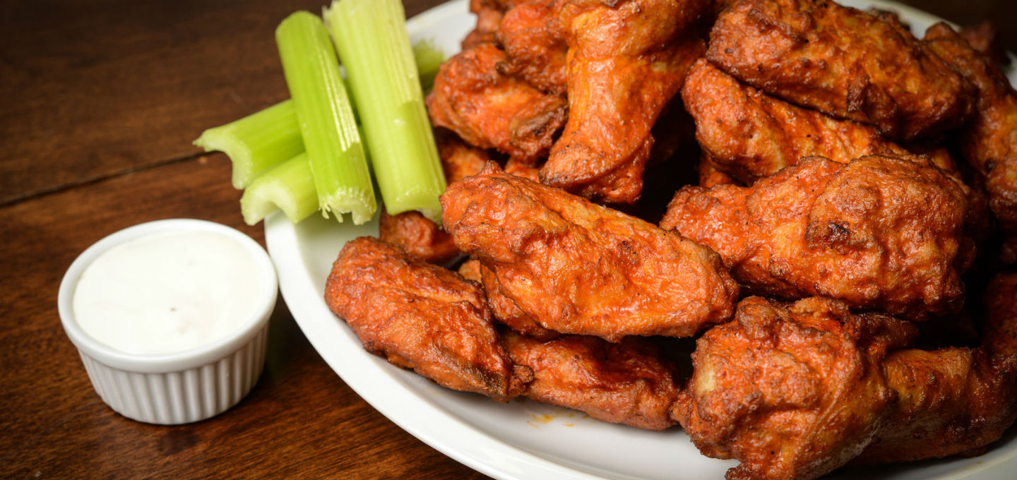 Buffalo Wings!